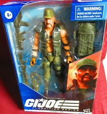 "2020 HASBRO ""GI JOE"", CLASSIFIED SERIES, GUNG HO, #07        IN HAND"
