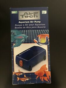 Penn-Plax Air-Tech Aquarium Air Pump Up To 80 Gallon Aquarium AT-2K5