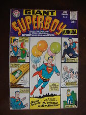 Superman #211 VG Name Of The Game Is Superman