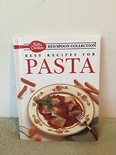 Betty Crocker's Best Recipes for Pasta (1990) HC