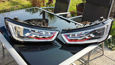 Audi S1 A1 Xenon Scheinwerfer 8XA941005 mit LED TFL Clubsport rotes Inlay s-line