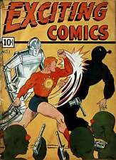 US GOLDEN AGE SUPERHERO COMICS COLLECTION (3) ON DVD 120+ **BUY 3 GET 1 FREE**
