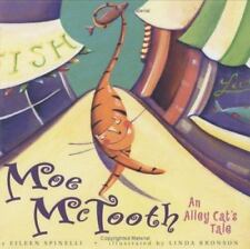 Moe McTooth: An Alley Cat's Tale by Spinelli, Eileen
