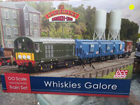 Bachmann Whiskies Galore Digital Train Set 30-047 BNIB