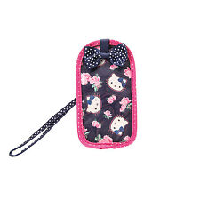Hello Kitty Mobile & Mp3 Ipod Player Protective Case Touch Through Window Style