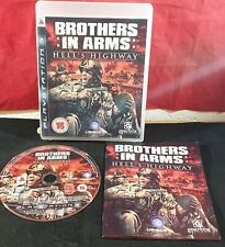 Brothers in Arms: Hell's Highway (Sony PlayStation 3) VGC