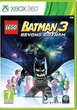 NEW & SEALED! Lego Batman 3 Beyond Gotham Microsoft XBox 360 Game