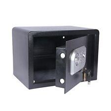 SereneLife Fingerprint Electronic Safe Box Security Box, Includes Keys