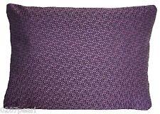 Purple & Black Cushion Cover Designers Guild Toscana Cecilia Throw Pillow Case