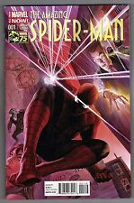 THE AMAZING SPIDER-MAN #1 ALEX ROSS 75th ANNIVERSARY VARIANT COVER - 1/75