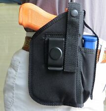 Gun Holster Hip for S&W SD9VE & SD40VE with Underbarrel Tactical Light or Combo
