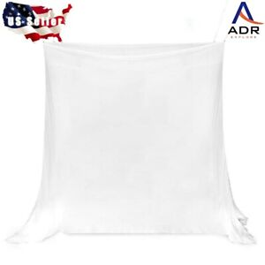 Mosquito netting double size square netting camping hiking portable backpacking