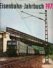 Eisenbahn-Jahrbuch 1975