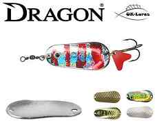 Lure Fishing Spoon GNOM - var. colours/sizes Strong treble Toby Predator Tackle