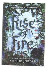 Reign of Shadows: Rise of Fire 2 by Sophie Jordan 2017 Hardcover first edition