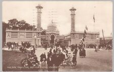 Exhibitions  Wembley 1924 BRITISH EMPIRE EXHIBITION Malay Pavilion PPC