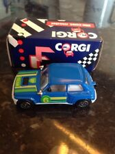 CORGI RENAULT 5 TURBO NEW MINT BOXED NEVER BEEN SOLD