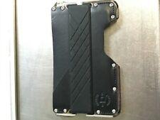 Dango Products Slight Blemished Items SALE D02 Jet Black (007) Wallet