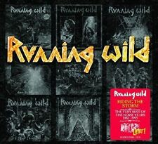 Riding the Storm: The Very Best of the Noise Years 1983-1995 by Running Wild (CD, May-2016, 2 Discs, Sanctuary (USA))