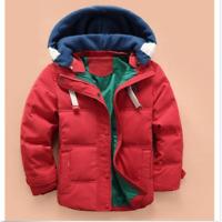 2019 winter children's clothing boys thick winter coat jacket children Coat YJ1
