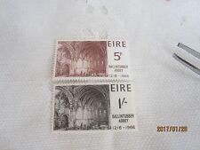 Irlanda 1966 Nuovo di zecca N H Set Di 2 S G 225-6 ballintubber Abbey 17/ISB