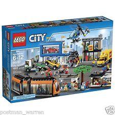 LEGO City - City Square - 60097 - Train set - Brand New & Sealed - Ready to Ship