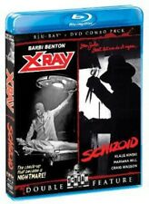 X-Ray/Schizoid [2 Discs] [Blu-ray/DVD] (2013, Blu-ray NEW)2 DISC SET