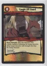 2005 Fullmetal Alchemist Trading Card Game Base #7 Caught off Guard Gaming 1l2