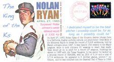 COVERSCAPE computer designed 35th anniversary Nolan Ryan Strikeout record cover