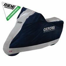 *NEW* Oxford AQUATEX Outdoor Motorcycle / Scooter Cover - SMALL