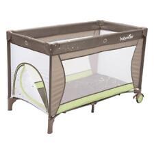 Babymoov Travel Bed Sweet Night Brown/Almond Green