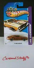 2013 Hot Wheels 1:64 Super Treasure Hunt '73 FORD FALCON XB HW Showroom