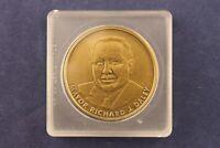 1975 Chicago Mayor Richard J. Daley Sixth Term Inauguration Commemorative Medal