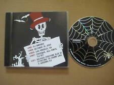 DJ SHADOW In Los Angeles 10/31/09 - USA CD 2009 - TSI CA 1011839 - NEAR MINT