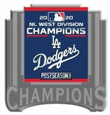 2020 L.A. DODGERS NATIONAL LEAGUE PIN LOS ANGELES MLB WEST DIVISION CHAMPIONS