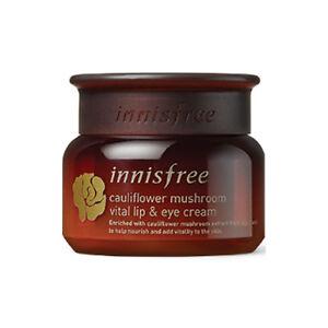 [INNISFREE] Cauliflower Mushroom Vital Lip & Eye Cream - 30ml