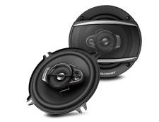 "Pioneer TS-A1370F 3 way 13cm 130mm 5.25"" Inch Car Door Speaker 600 Watts a Pair"
