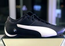 PUMA BMW MOTORSPORTS FUTURE CAT RACING SHOES BLUE/WHITE SIZE 10 NEW (305987-01)