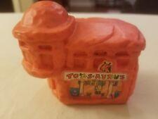 1993 McDonald's Toy Flintstones house Toy-s-aurus FREE SHIPPING