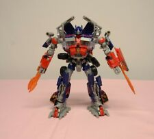 Transformers ROTF Optimus Prime Leader Class Hasbro Complete