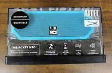 Altec TheJacket H20 Rugged Bluetooth Speaker - Blue & Black *NEW*  FREE SHIPPING