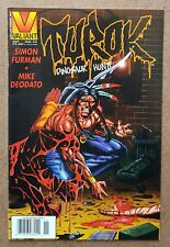 Turok Dinosaur Hunter #29 Newsstand Sales Edition VALIANT COMICS variant 1995