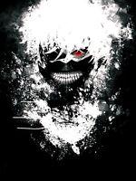 Poster A3 Tokyo Ghoul Re Kaneki Ken Sasaki Touka Rabbit Manga Anime Cartel 05