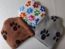 Pet Paws Dog Fleece Microwave Lavender and Wheat  Body Warmer Wheat Bags