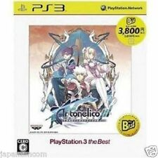 Used PS3 Ar tonelico III 3 PLAYSTATION 3 SONY JAPAN JAPANESE IMPORT