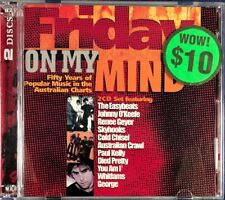 Various Artists: Friday On My Mind 2CD Album in VG Condition