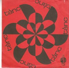 Tanc 80s WELSH PUNK ROCK BAND PS (Qualiton) SLEEVE ONLY for a Tanc 45rpm single