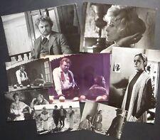 UNCLE VANYA 1971 PRESS STILL PHOTO X8 SERGEY BONDARCHUK ANDREY KONCHALOVSKIY