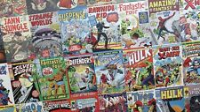VINTAGE LOT of 10 1975-1995 DC COMICS Grab Bag rare issues included, VF+!