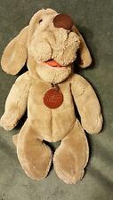 "12"" Vtg WRINKLES Plush Hand Puppet 1981 Ganz Bros Heritage Collection 1873934"